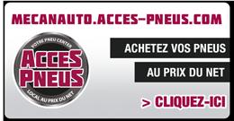 Accès-Pneus - Mecan'Auto