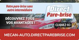 Direct Pare-brise - Mecan'Auto