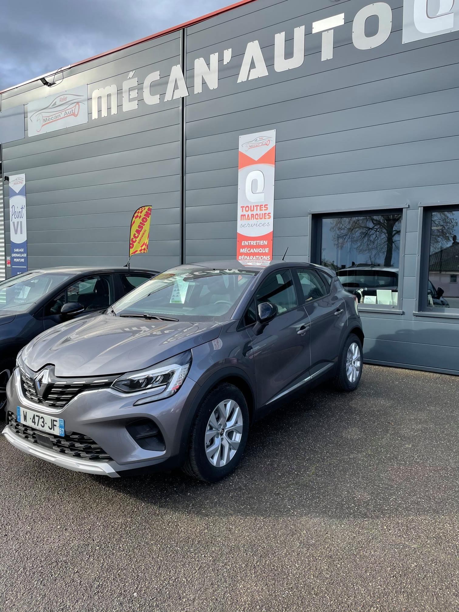 Renault Captur Nouveau