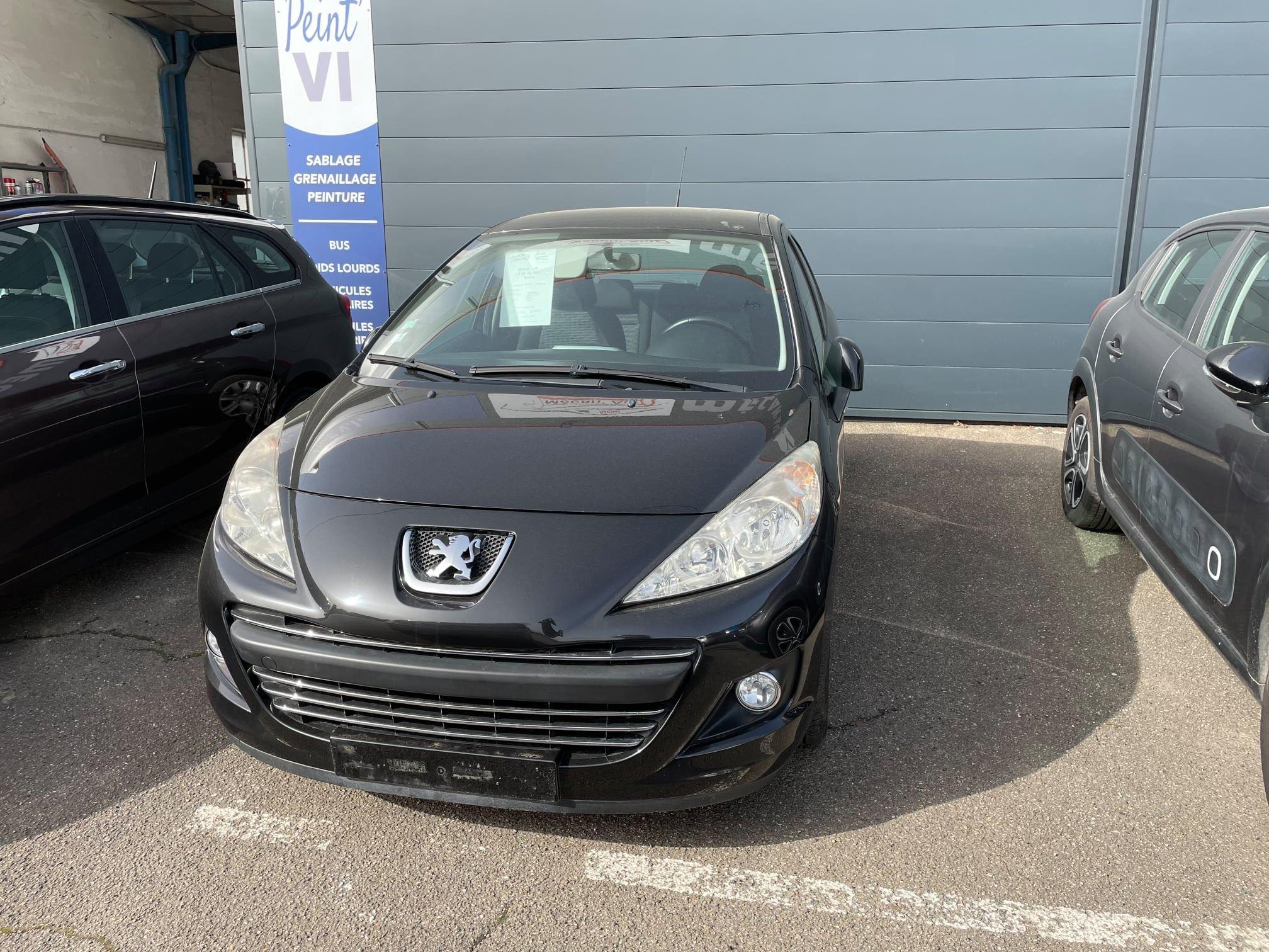Peugeot 207 1.6 HDI Fap 90cv 5p